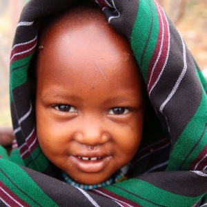 My little Maasai brother Naayo