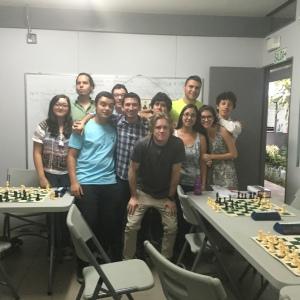 Familia de Ajadrez!