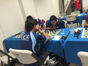 JUNCOS Chess Tournament 2015! My first time going to a chess tournament! It was so interesting watching university students from around Costa Rica compete!