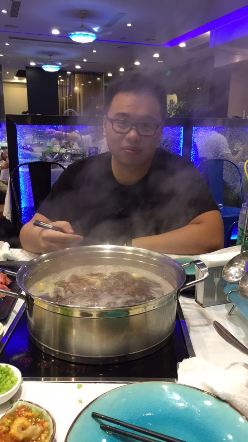 hotpot with peter