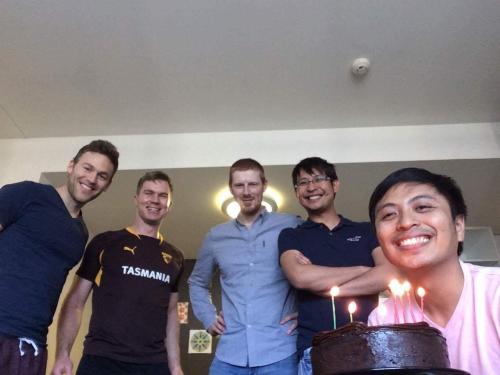 20170305 Jasper's 35th birthday