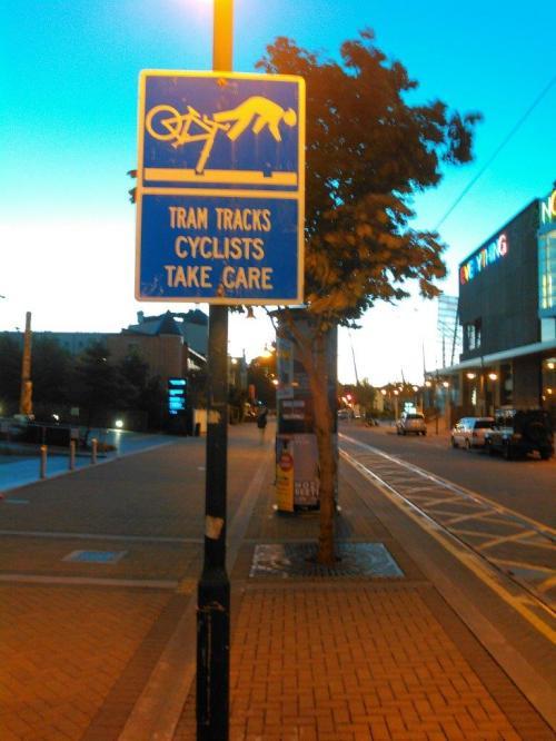 20170315 tram tracks