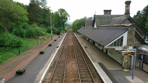 Dunkeld and Birnam Station 2