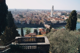 Verona - panoramic view